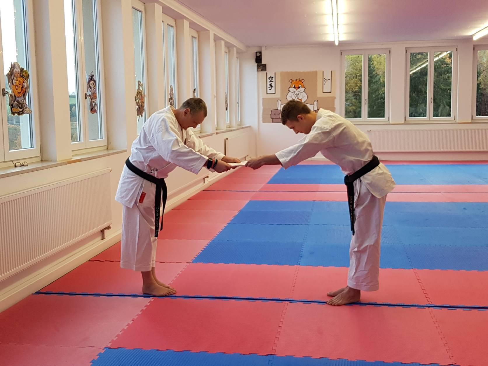 Seido Karate Kampfkunst Marburg Aktuelle Berichte News